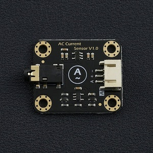 Gravity: Analog AC Current Sensor