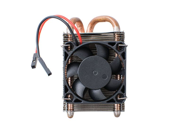 ICE Tower CPU Cooling Fan for Nvidia Jetson Nano