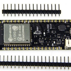 ESP-32 Lite Wi-Fi och Bluetooth 4MB FLASH board