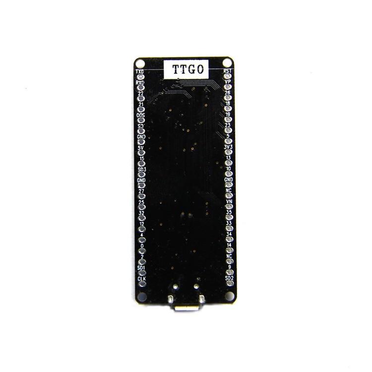 TTGO ESP32-Micro ESP-32-PICO WIFI Wireless Module Bluetooth ESP32-PICO-D4 Development Board