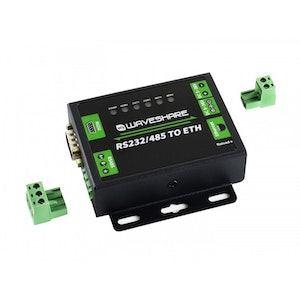 RS232/RS485 to Ethernet Converter support Modbus for EU