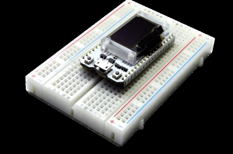 WiFi Ble ESP32 0.96 inch OLED development board WiFi Kit 32 for smart city