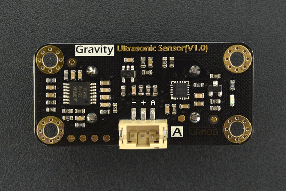 Gravity: URM09 Analog Ultrasonic Sensor