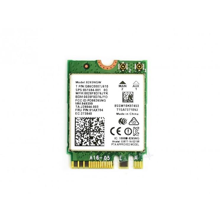 AC8265 Wireless NIC for Jetson Nano, WiFi / Bluetooth
