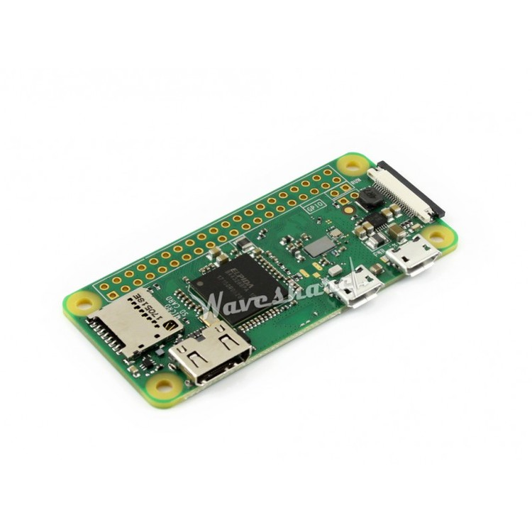 Raspberry Pi Zero W Package D, with USB HUB HAT