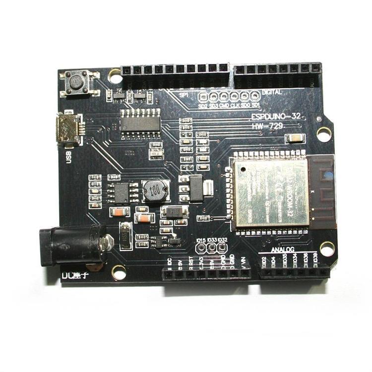 ESPDuino inbyggd wifi from ESP8266 med ESPDUINO-32 ESP-WROOM-32  kompatibel med Arduino UNO R3
