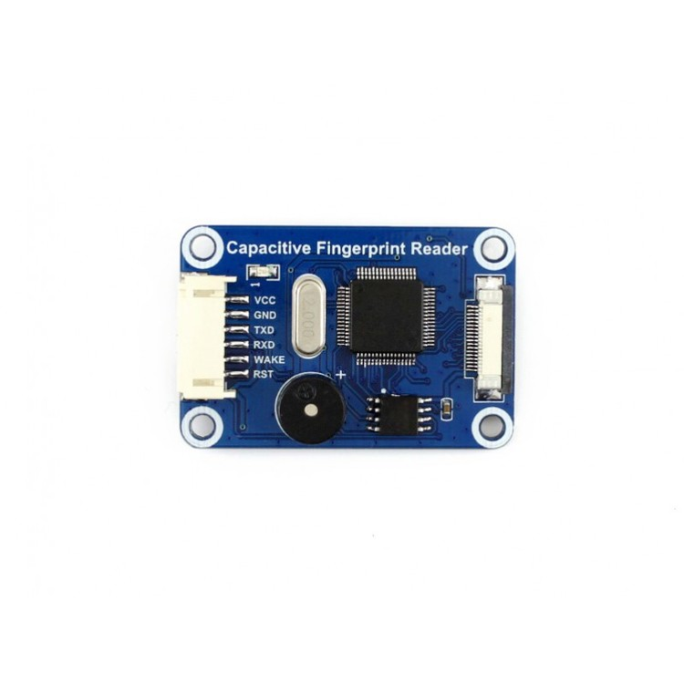 Capacitive Fingerprint Reader