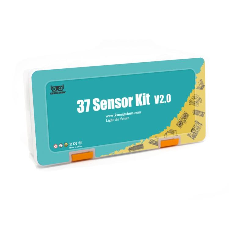 37pcs Sensor Starters Kit compatible with  Arduino