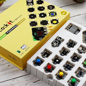 Yahboom Croco:kit sensor starter kit for micro:bit