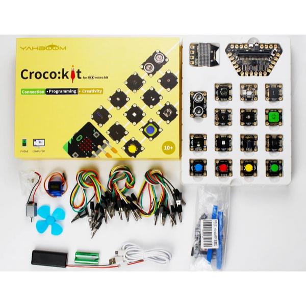 Yahboom Croco:kit sensor starter kit for micro:bit