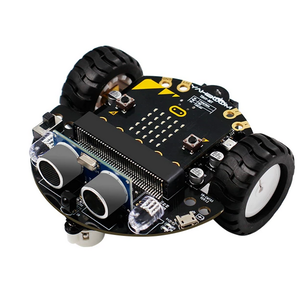 Robot Kit for Micro:bit to Learn Programming STEM Education including Micro:bit