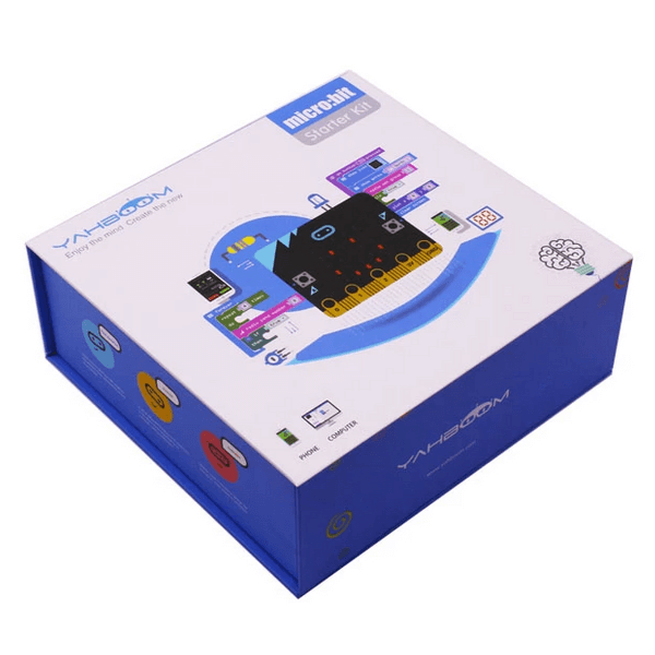 Yahboom Microbit Starter Learning Kit for Kids BBC Micro bit Science Set
