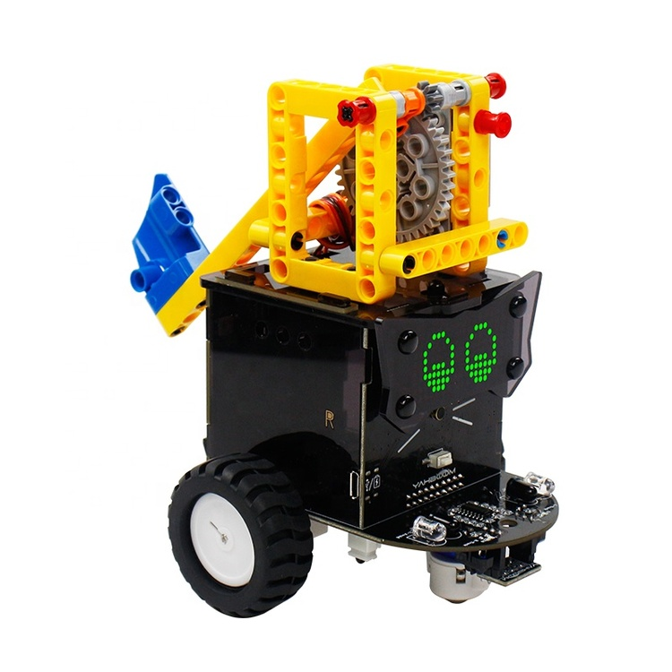 Yahboom OmiBox compatible with Scratch3.0 and LEGO (Fighting version 2st)