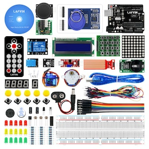 Learning Kit compatible  Arduinos with Tutorial and RFID