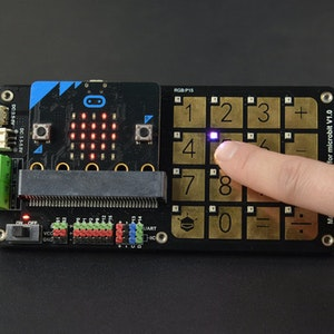 Math & Automatic for micro:bit (V1.0)