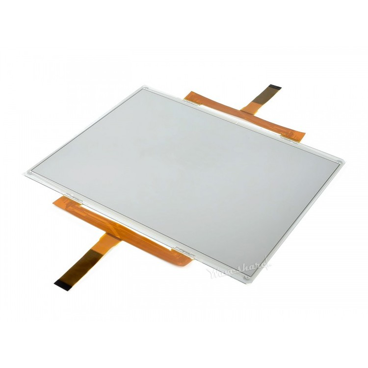 12.48inch E-Ink raw display, red/black/white three-color