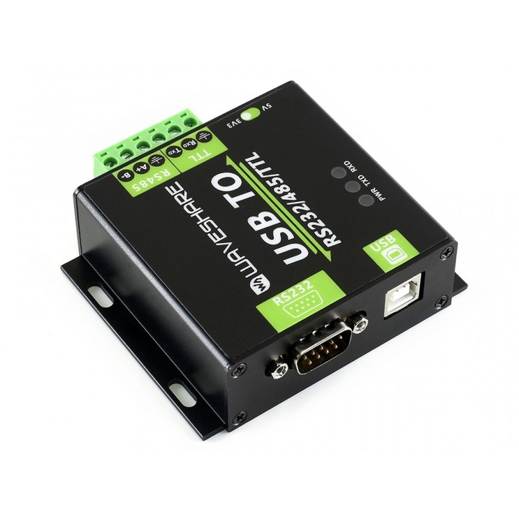 USB TO RS232 / RS485 / TTL Industrial Isolated Converter