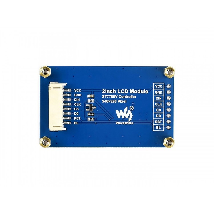 240×320, General 2inch IPS LCD Display Module