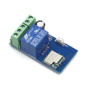 DC 12V Wireless Wifi Relay Switch smart home
