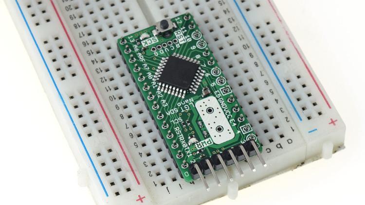 XI LGT nano - AVR Arduino Compatible Board based LGT8F328P