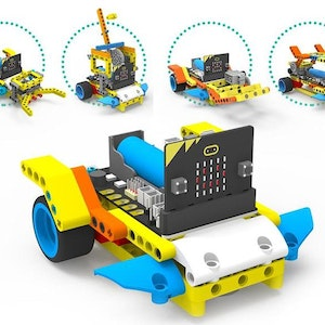 Yahboom programmable Running:bit based on Micro:bit compatible with LEGO