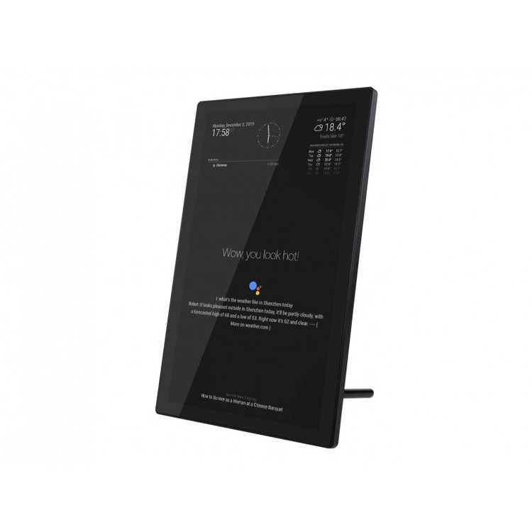 13.3inch Magic Mirror, Voice Assistant, Touch Control