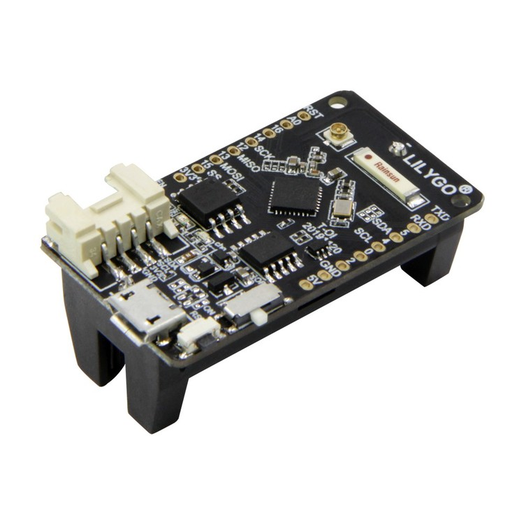 TTGO T-OI ESP8266 Chip Rechargeable 16340 Battery Holder Compatible With MINI D1 Development Board