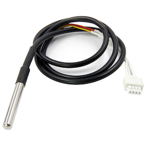 TTGO Waterproof DS18b20 Temperature Probe Temperature sensor 18B20 Stainless Steel Package