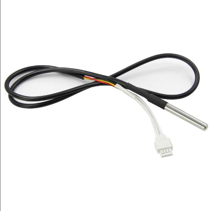 TTGO Waterproof DS18b20 Temperature Probe Temperature sensor 18B20 Stainless Steel Package