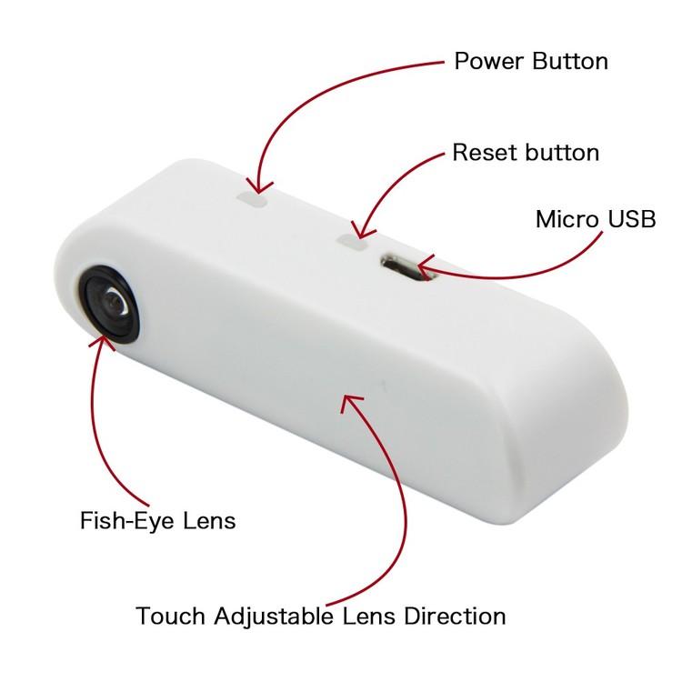 TTGO T-Camera Mini Camera Module ESP32