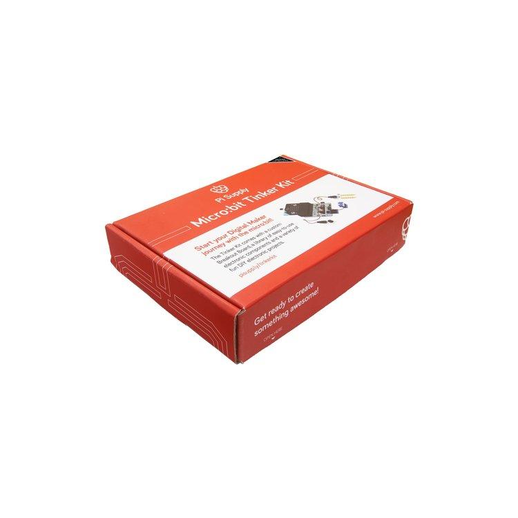 Pi Supply micro:bit Tinker Kit
