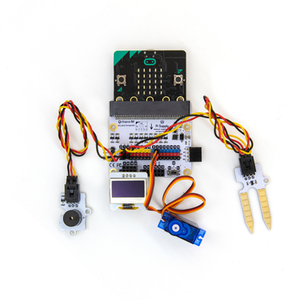 Pi Supply micro:bit Tinker Kit