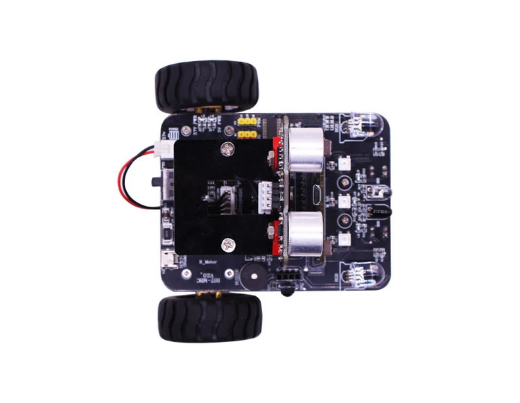 Yahboom micro:bit smart robot car with IR and APP