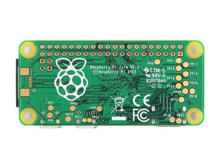 Seeedstudio Raspberry Pi Zero Barebones Kit