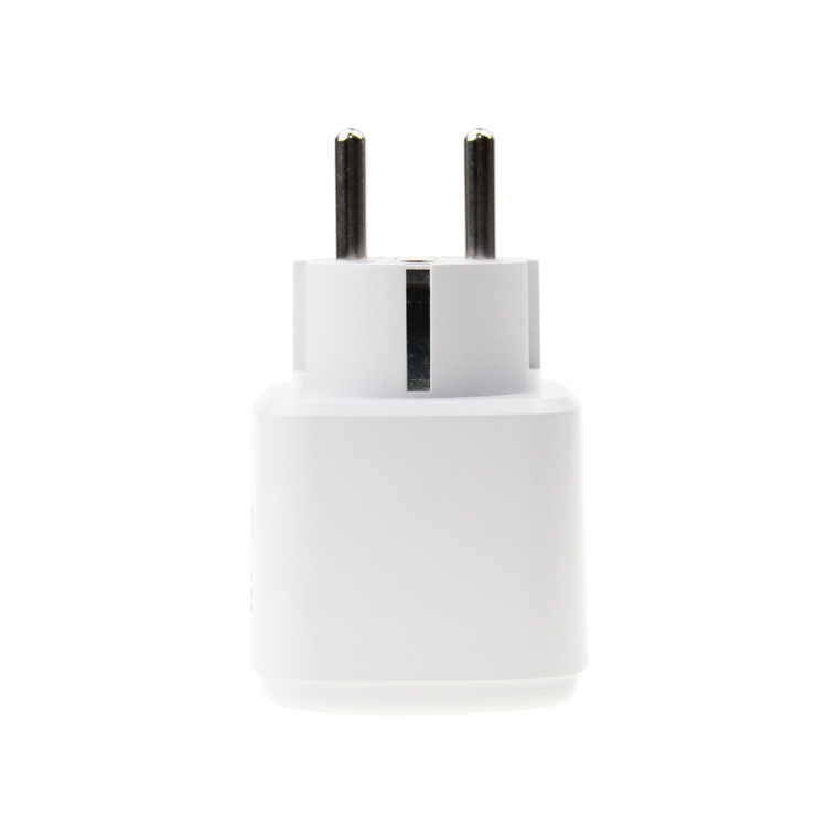 Wifi smart socket plug with tuya app
