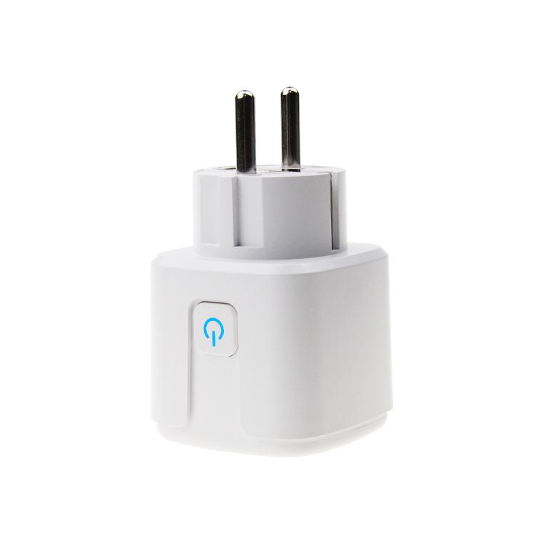 Wifi smart socket plug with tuya app