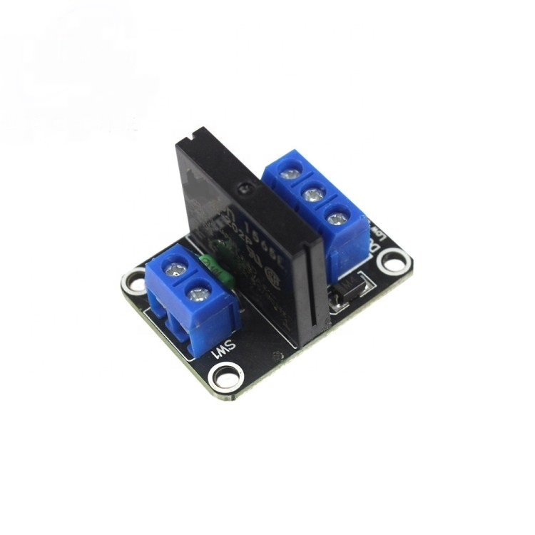 1 Channel Solid State Relay Module