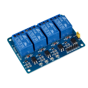 4 Channel Relay  With optocoupler isolation5V 4CH With optocoupler isolation