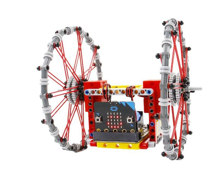 Yahboom programmable Tumble:bit based on Micro:bit compatible with LEGO