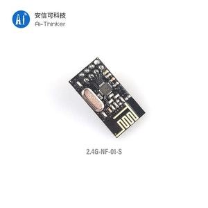 Ai-Thinker NRF24l01+ Wireless Module 2.4 G Wireless Transceiver Communication Module NF-01-S