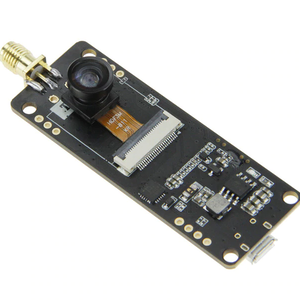 T-Journal ESP32 Camera Module Development Board OV2640 Camera SMA Wifi 0.91 OLED Camera Board