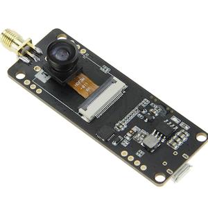 T-Journal ESP32 Camera Module Development Board OV2640 Camera SMA Wifi 0.91 OLED Camera Board