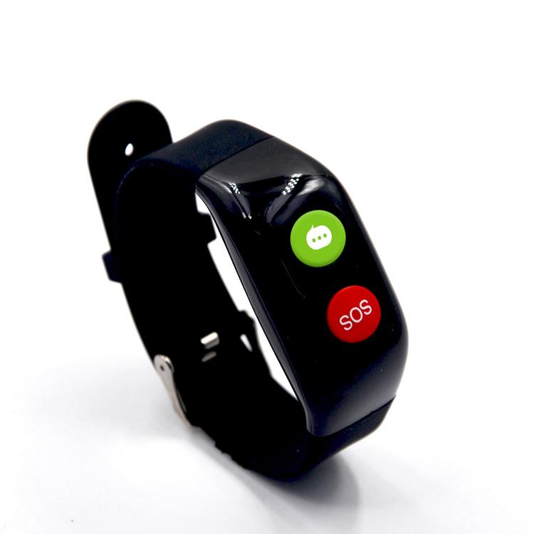 Smart GPS armband till äldre med SOS