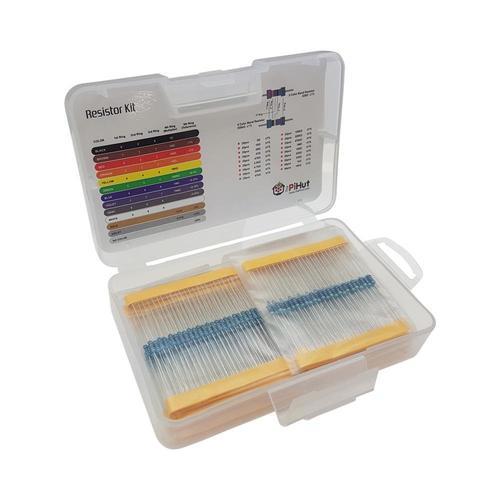 ThePiHut's Ultimate Resistor Kit