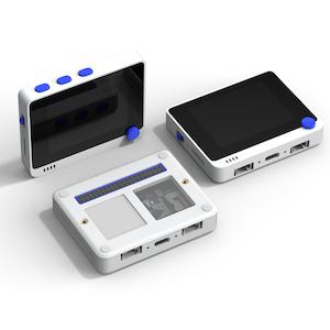 Wio Terminal: ATSAMD51 Core with Realtek RTL8720DN BLE 5.0 & Wi-Fi 2.4G/5G Dev Board