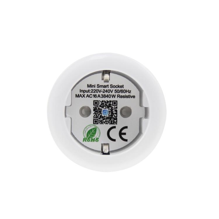 Wi-fi smart plug work with app