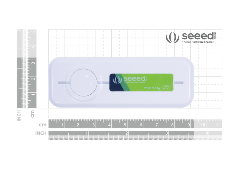 Seeed IoT Button for AWS - Cloud Programmable Dash Button