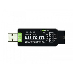 Industrial USB TO TTL Converter, Original FT232RL