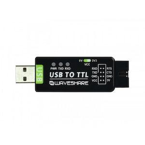 Industrial USB TO TTL Converter, Original FT232RL