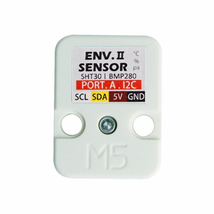 M5Stack Official ENV II Environment Sensor SHT30 & BMP280